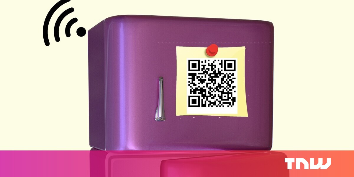 How to turn your home Wi-Fi password into a QR code