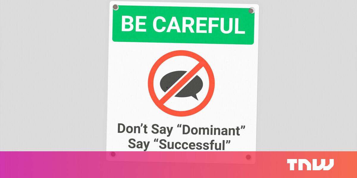 To head off regulators, Google makes certain words taboo