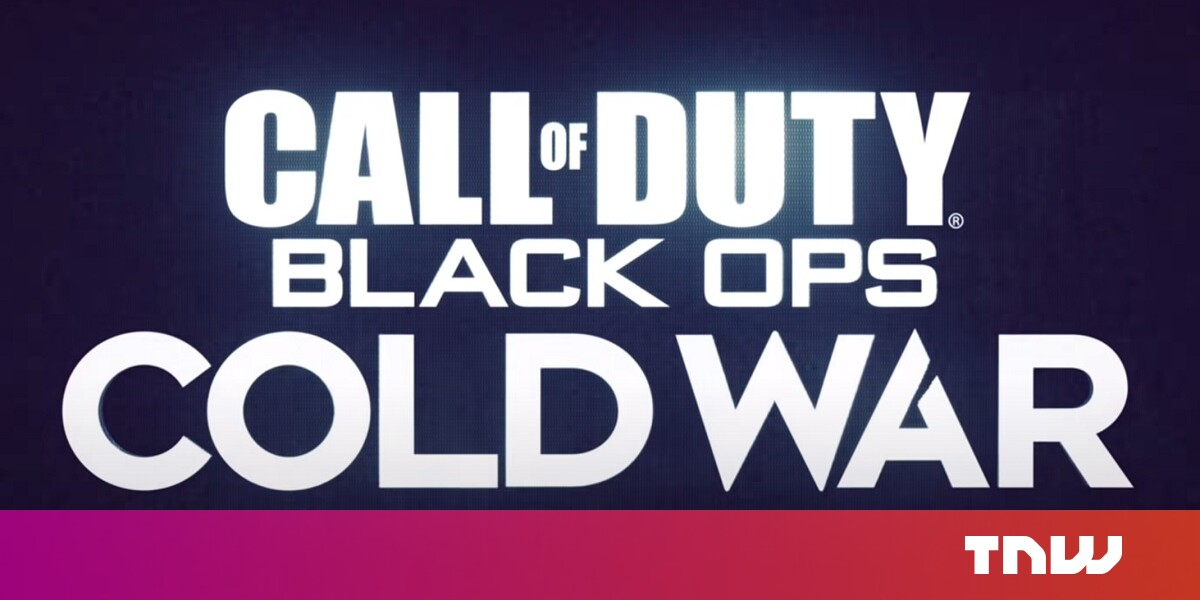 Call Of Duty Goes Historical Again With Black Ops Cold War