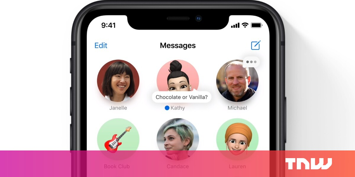 iOS 14: How to use the new pin, mention and reply features in Messages