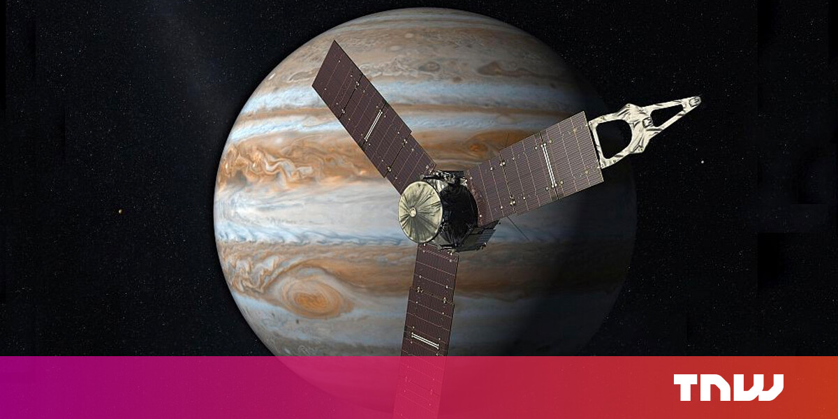 NASA delays Juno spacecraft's retirement after detecting mysterious radio waves