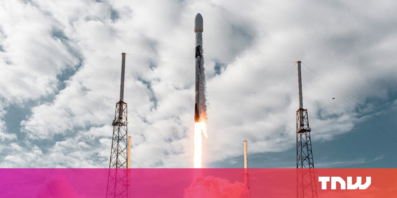 SpaceX breaks India's record by launching 143 satellites on a single rocket - The Next Web