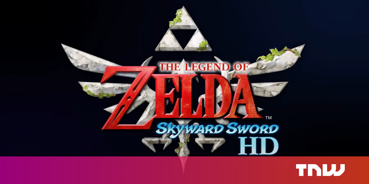 The Legend of Zelda: Skyward Sword HD arrives on the Switch this summer - The Next Web
