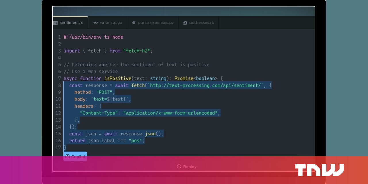 GitHub claims its AI assistant is helping devs write 30% of their code