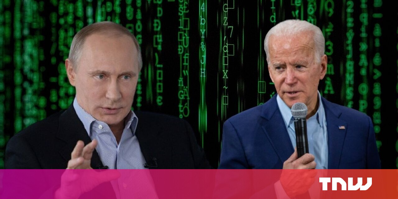 Another Biden gaffe? Joe says he's 'open' to exchanging cybercriminals with Russia