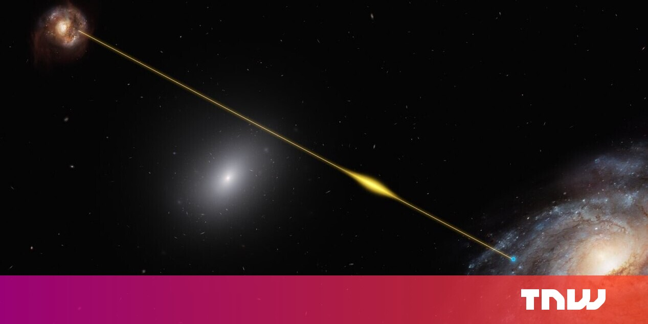 New mysterious 'fast radio bursts' reveal secrets of the universe