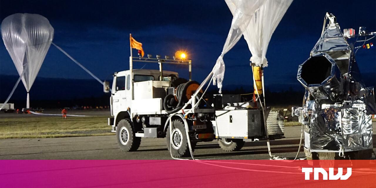 Canada's balloon-based SuperBIT telescope could rival NASA's Hubble