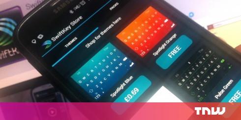 As SwiftKey readies for iOS, the smart keyboard app goes ...