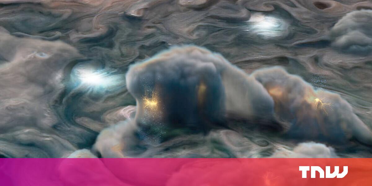 Khí quyển của sao Mộc được điều chỉnh bởi các cơn bão amoniac, nghiên cứu tiết lộ