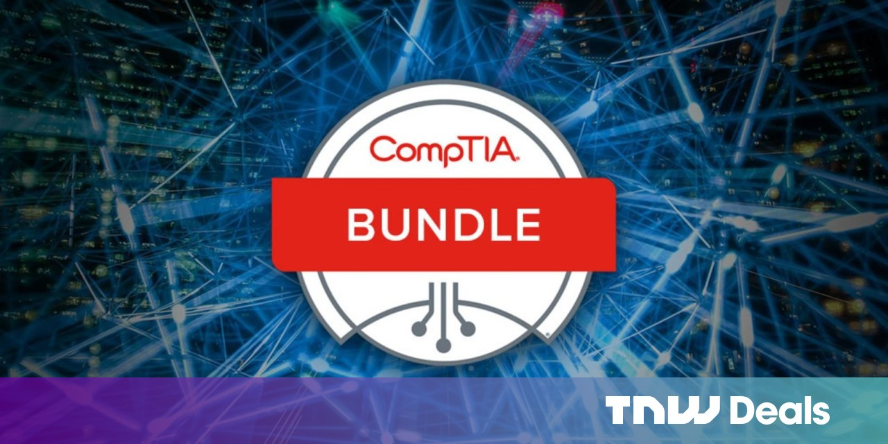 Prep For Multiple CompTIA Certification Exams For Less