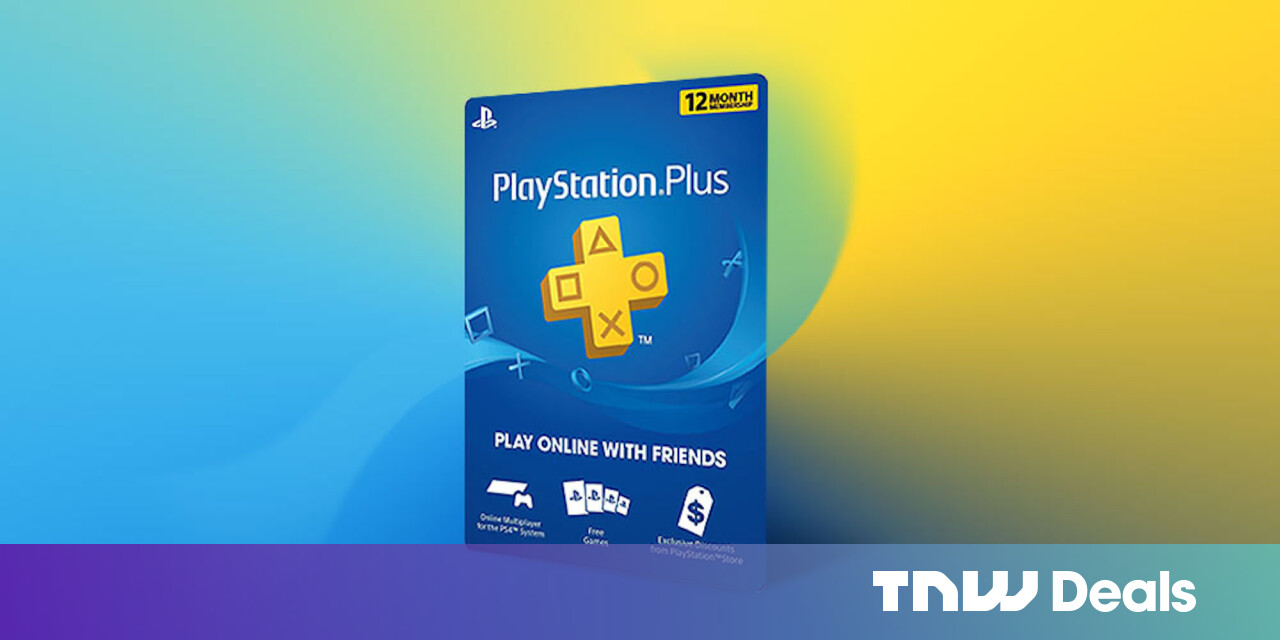 These digital deals including PlayStation Plus are still at Cyber Monday prices