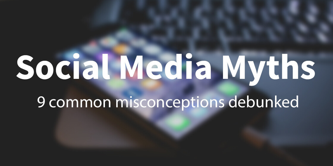9 myths about social media at work