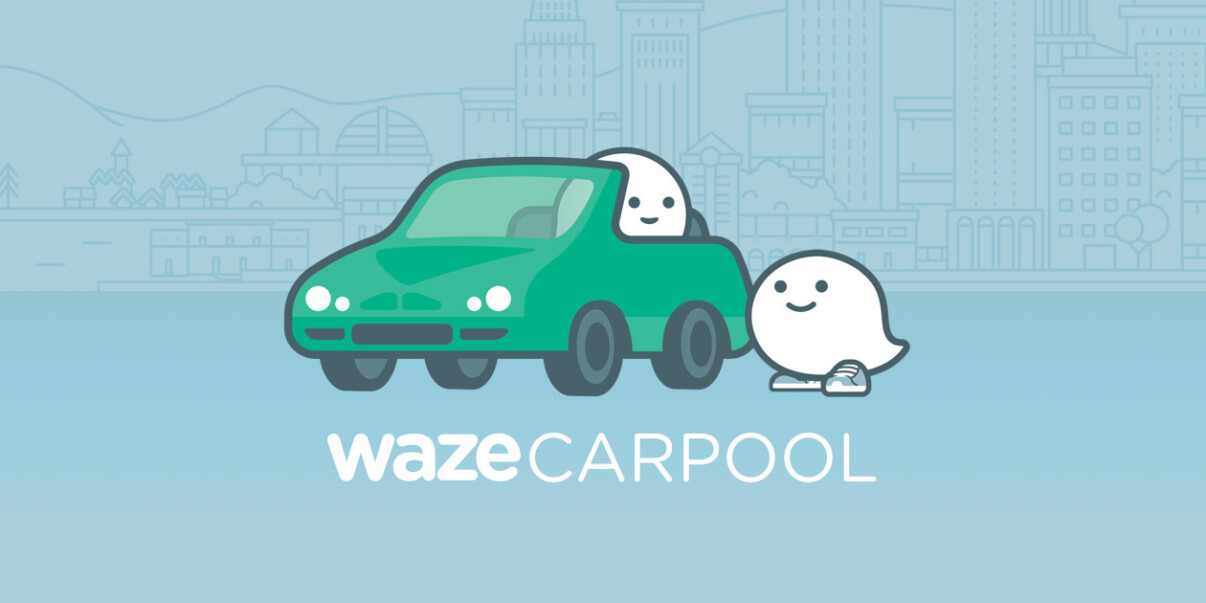 Google's Waze carpool service is coming to more cities in the US and Latin America