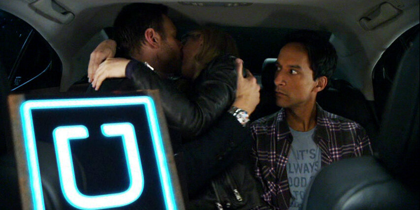 Survey: Talking to your Uber driver makes you 3X more likely to have sex