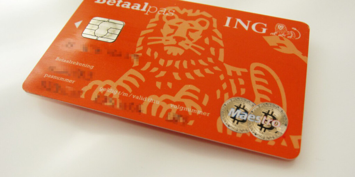 ING bank wants to give clients a compliant way to store cryptocurrency, report