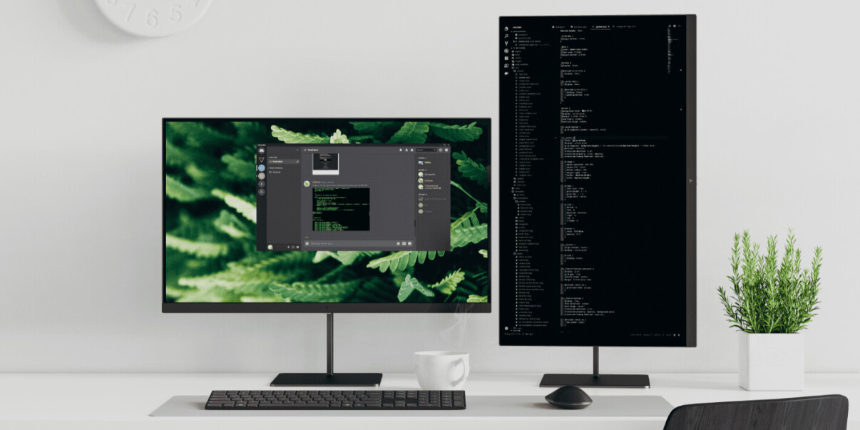 The Eve Spectrum is a high-res, stylish gaming monitor at a great pice