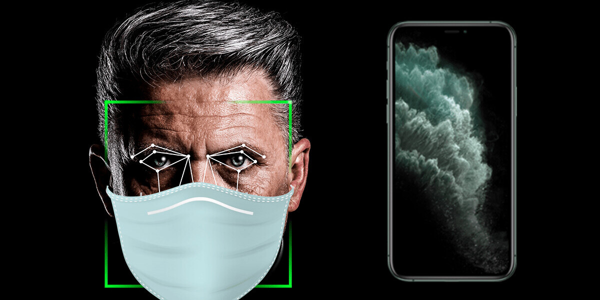 iOS 13.5 is now rolling out with an easier way to unlock your iPhone while wearing a mask