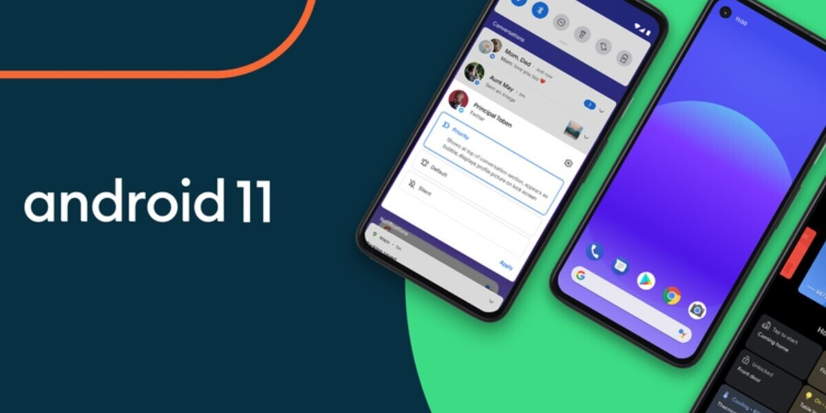 Android 11 rolls out today for the Pixel and more
