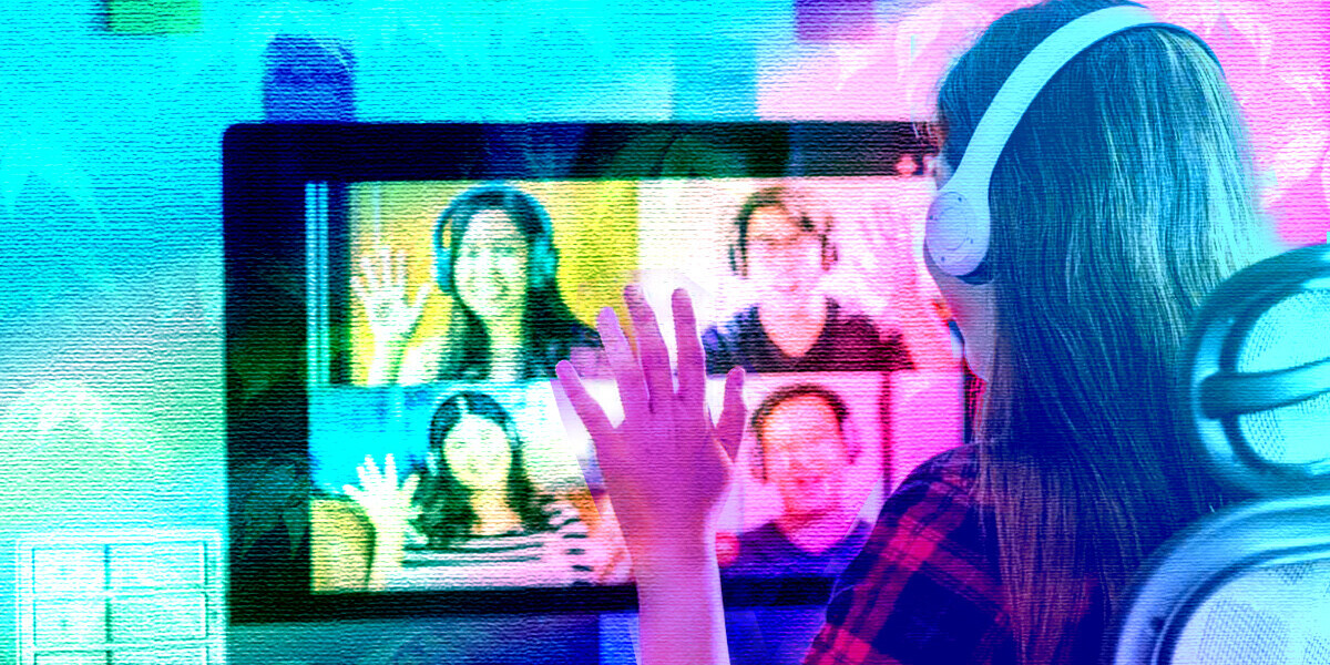 You SHOULD wave at the end of video calls — here's why