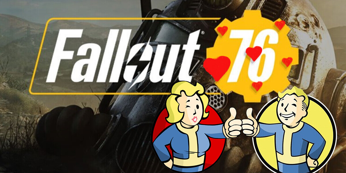 Games to play on date night: Fallout 76's wasteland West Virginia is for lovers