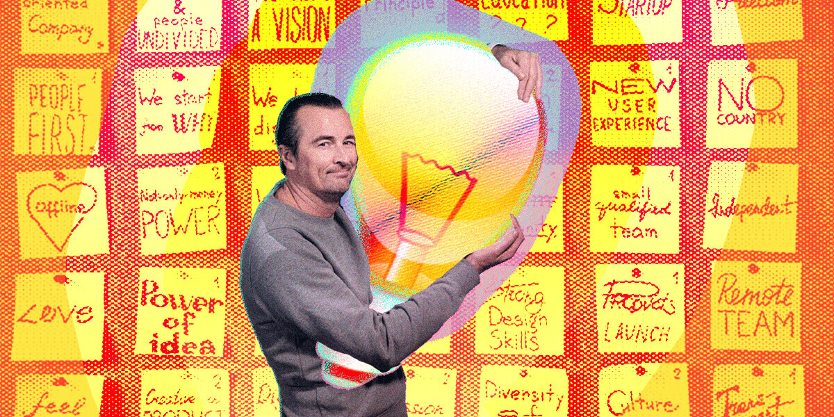 Embrace your craziest ideas — they may be the start of something special