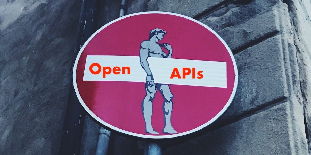 Open APIs are the sexiest thing to ever happen to government services