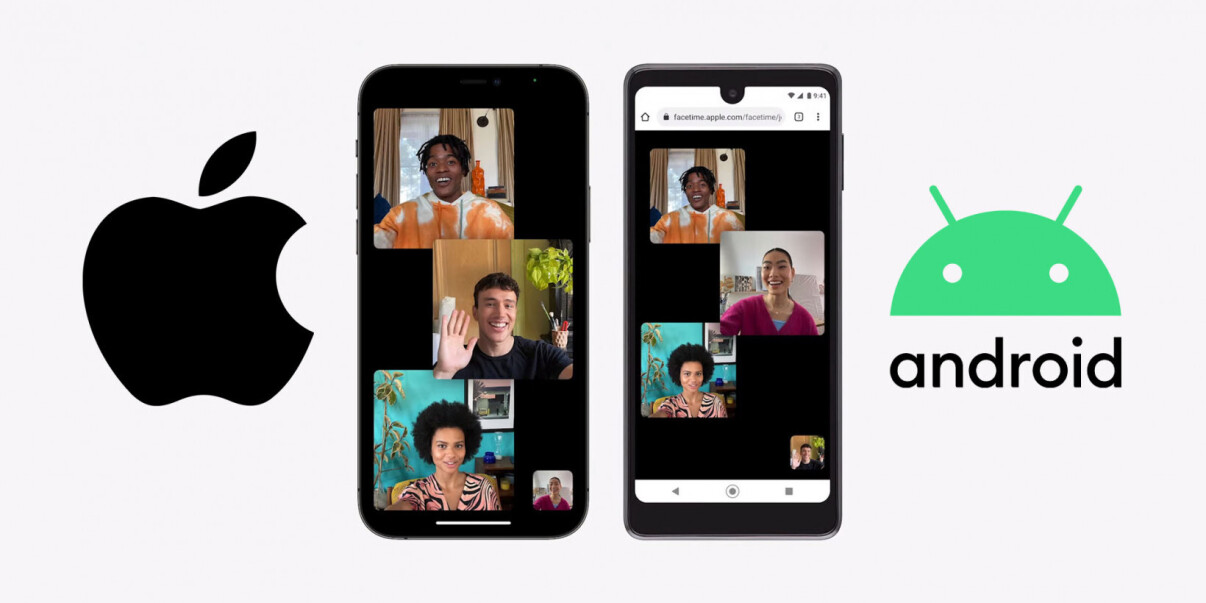 Apple's new FaceTime links finally let you video call your Android friends