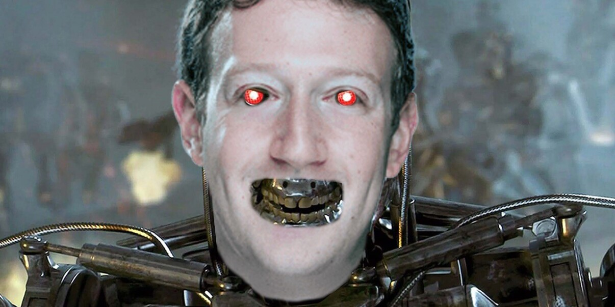 Facebook, why stop at a smartwatch? We need more ZuckTech!
