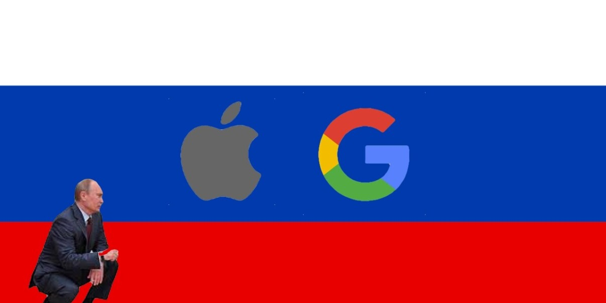 Apple and Google remove app of Putin critic after Kremlin pressure