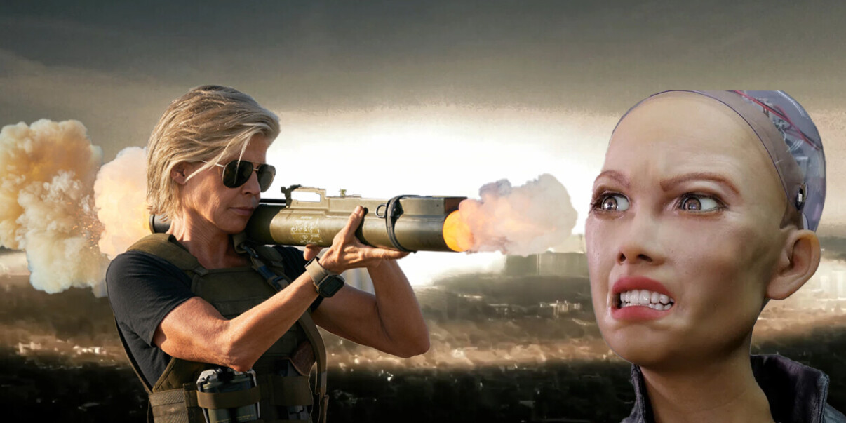 5 real AI threats that make The Terminator look like Kindergarten Cop