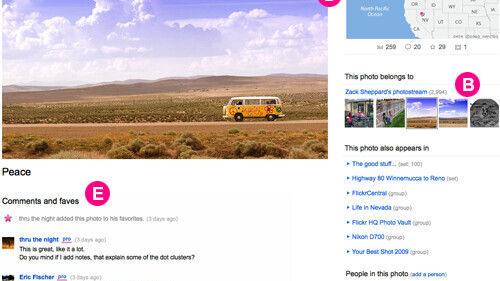 Flickr Rolls Out Spanking New Photo Page Design