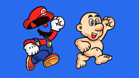 The Real (and NSFW) Mario