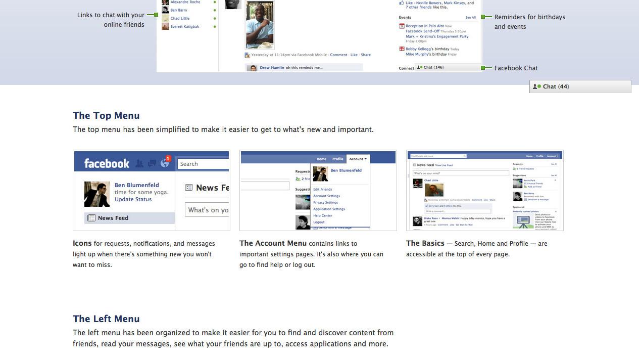 Sorry Facebook, you're no Google.