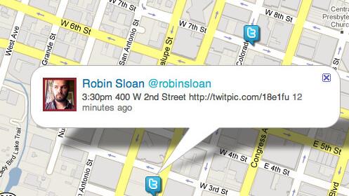 Twitter launches SXSW recruitment/stalking tool