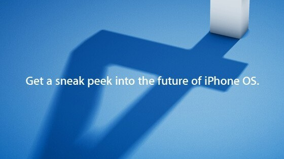 Apple to announce iPhone OS 4 this Thursday