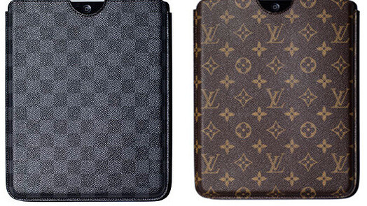Your iPad Needs A Louis Vuitton Case, Right?