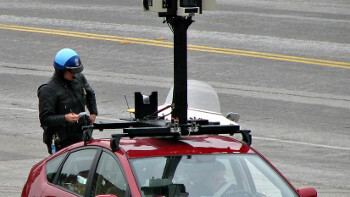 More Street View Car WiFi Woes: Google Sued In Oregon