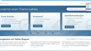 Twitter's Help Desk improved, support in 4 new European languages