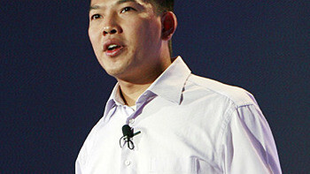 Erick Tseng does the robot away from Android and over to Facebook.