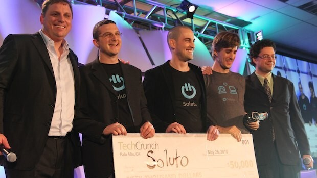 Congrats to Soluto – Fixing PC problems and winning TC Disrupt.