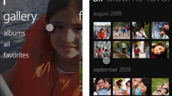 Windows 7 Phone Almost Ready, Screenshots