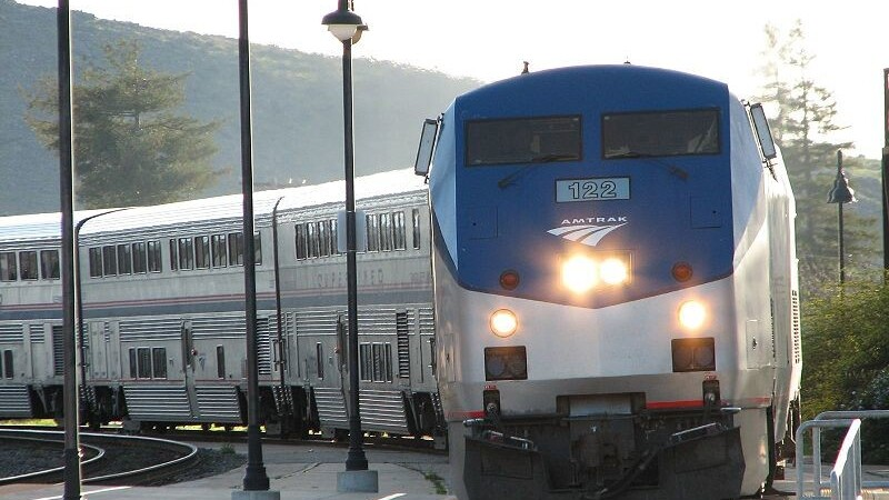 Amtrak Plans To Have Free WiFi On All Of Its Trains