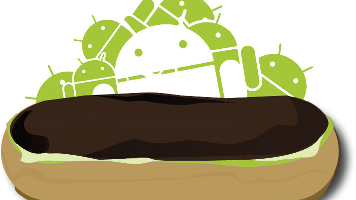 Over 45% Of All Android Devices Now Run Android 2.1