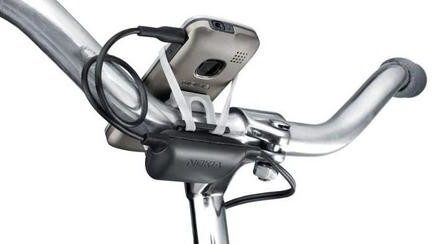 Charge while you pedal: Nokia to sell bicycle charger kit by end of the year