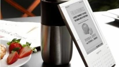 Kindle for iPhone and iPad gets audio and video.