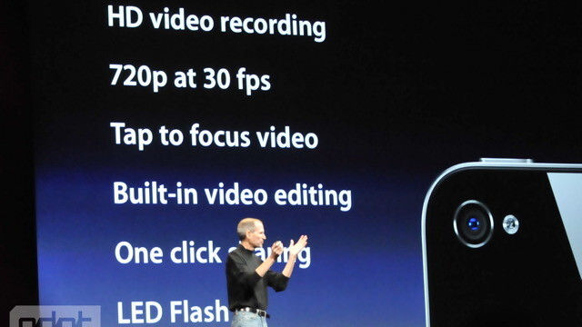 iMovie for iPhone 4: The Details
