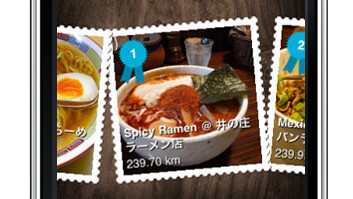 Foodspotting check-in app has rapid growth in Japan.