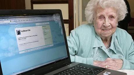 The Internet's Next Big Growth Spurt? Over 50s Flock Online
