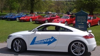 Nokia Lends Sports Cars To Bloggers. Yes, Sports Cars.