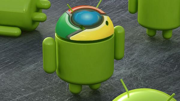 "Google explains the 2 OS decision: ""Choice will drive innovation""."